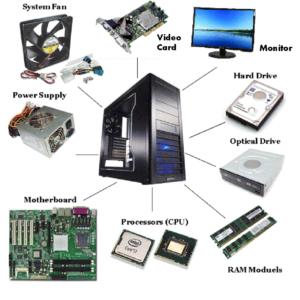 Parts - Hardware